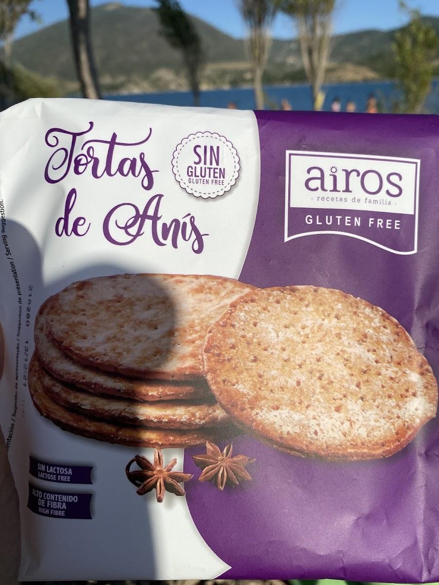 Tortitas De Anís