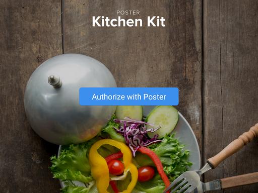 Poster Kitchen Kit ss1