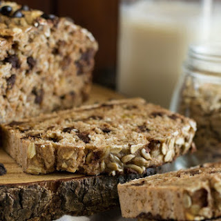 Chocolate Chip-Oatmeal Bread.