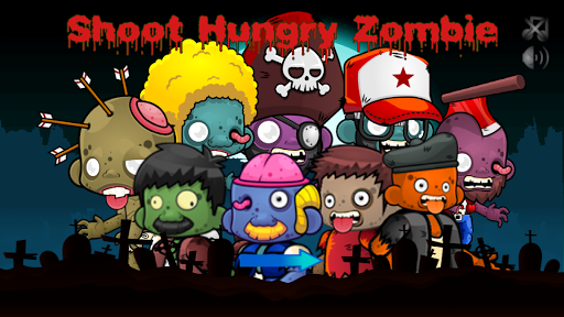 Shoot hungry zombie apklade screenshots 1