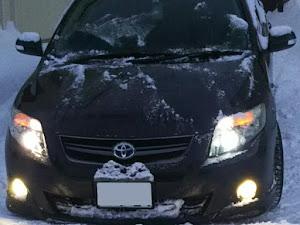 カローラフィールダー NZE141G 1.5X'GEDITION 21年車 後期のカスタム事例画像 hiroさんの2021年01月09日20:20の投稿