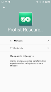 protocols.io - náhled