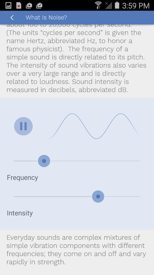 WHHIP - Hearing Health Primer- screenshot