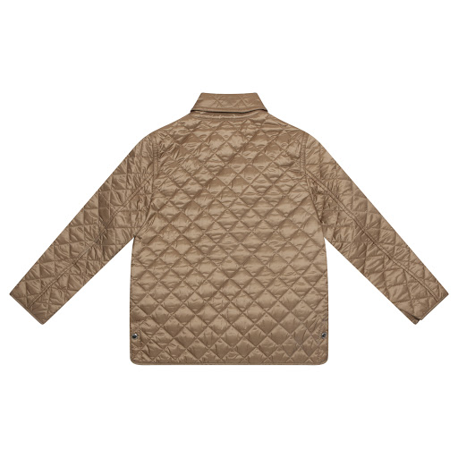 Thumbnail images of Burberry Diamond Quilted Jacket