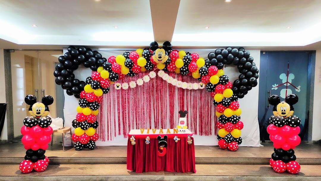 AR Balloon Decoration and Biriyani Services - Balloon Artist ...