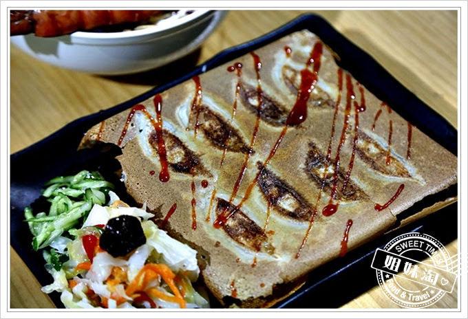 陳漢吉臭豆腐鍋燒餃子專賣煎餃