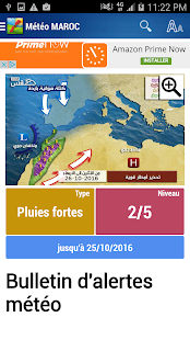 Morocco Weather - náhled