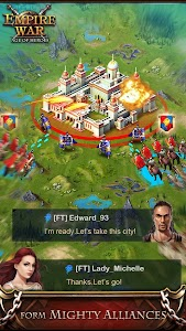 Empire War: Age of Heroes v2.522