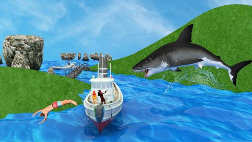 Angry Shark Attack - Wild Shark Game 2019 1.0.13 screenshots 4