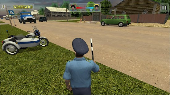 Traffic Cop Simulator 3D - náhled