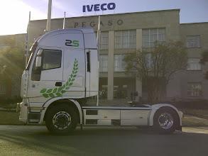 Photo: Serie Especial Iveco Stralis 25.000 por Fandos Used Truck Trader