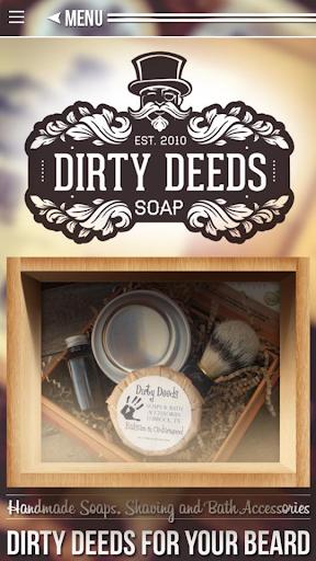 Dirty Deeds Soap