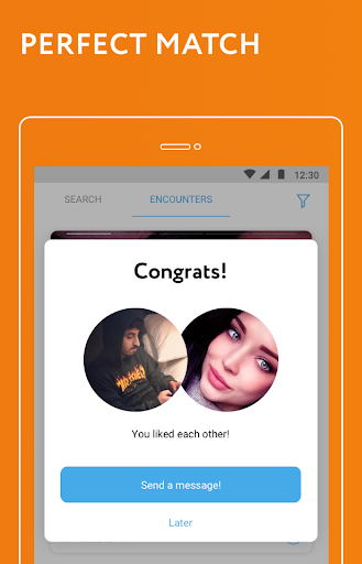 Mamba - Online Dating App: Find 1000s of Single screenshots 13