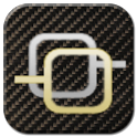 GO SMS Pro Carbon Fiber Theme icon