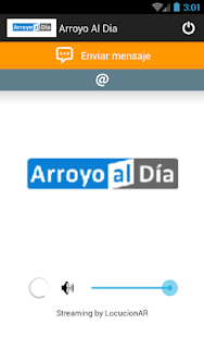 Arroyo Al Dia- screenshot thumbnail