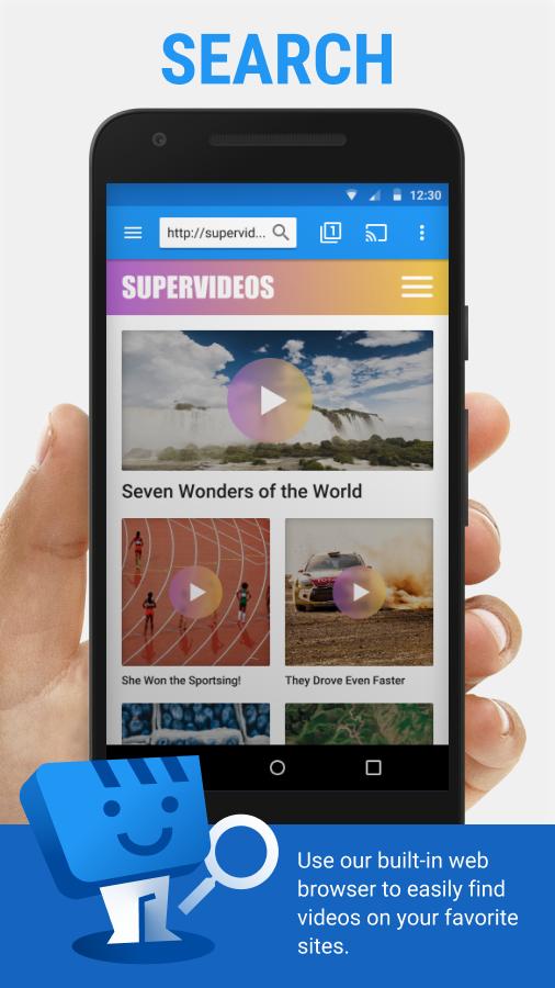 Web Video Cast | Browser to TV v5.1.7 build 3196 [Premium Mod] APK [Latest]