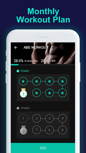 Foto do Man Workouts - Abs Workout & Building Muscle