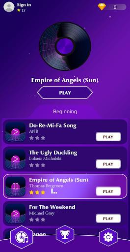 Beat Extreme: Rhythm Tap Music Game 1.8 screenshots 2