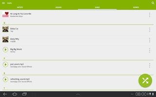 Screenshot of OPlayer