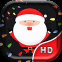 Christmas Santa Claus Live icon
