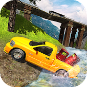 Offroad Hilux Pickup Truck Driving Simulator