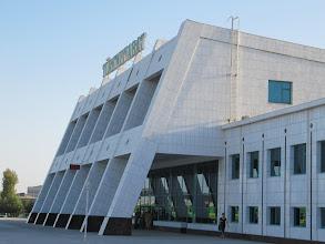 Photo: Day 161 - Turkmenabat Station