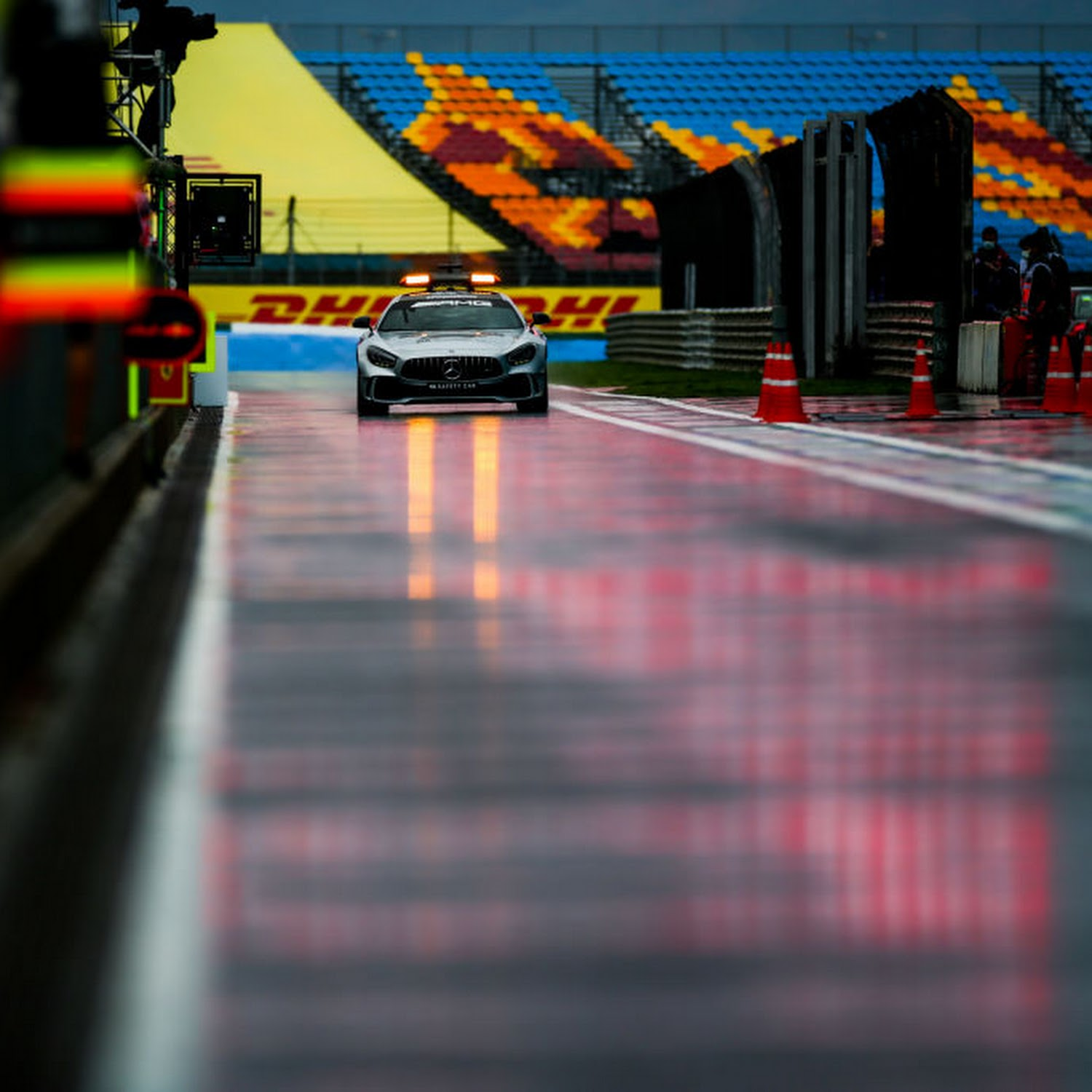 Aston Martin To Share F1 Safety Car Duties With Mercedes