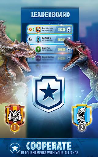Jurassic World Alive screenshot 12