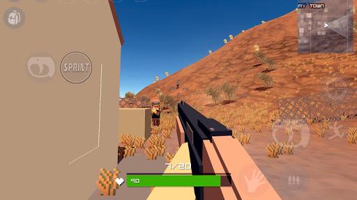 Pixel BattleGrounds: Battle Royale 0.8 screenshots 2