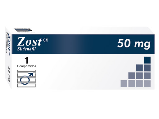 Sildenafil Zost 50 mg x 1 Comprimidos