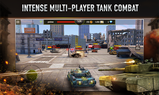 Iron Force 2.6.0 Apk (Unlimited Money) MOD 2