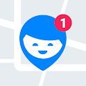 Find My Kids: Child Cell Phone Location Tracker icon