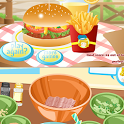 Rie's Recipe Book - cooking icon