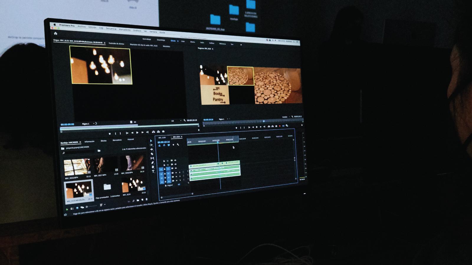 prende a utilizar los programas de Edición y Grabación de Vídeo Profesional
