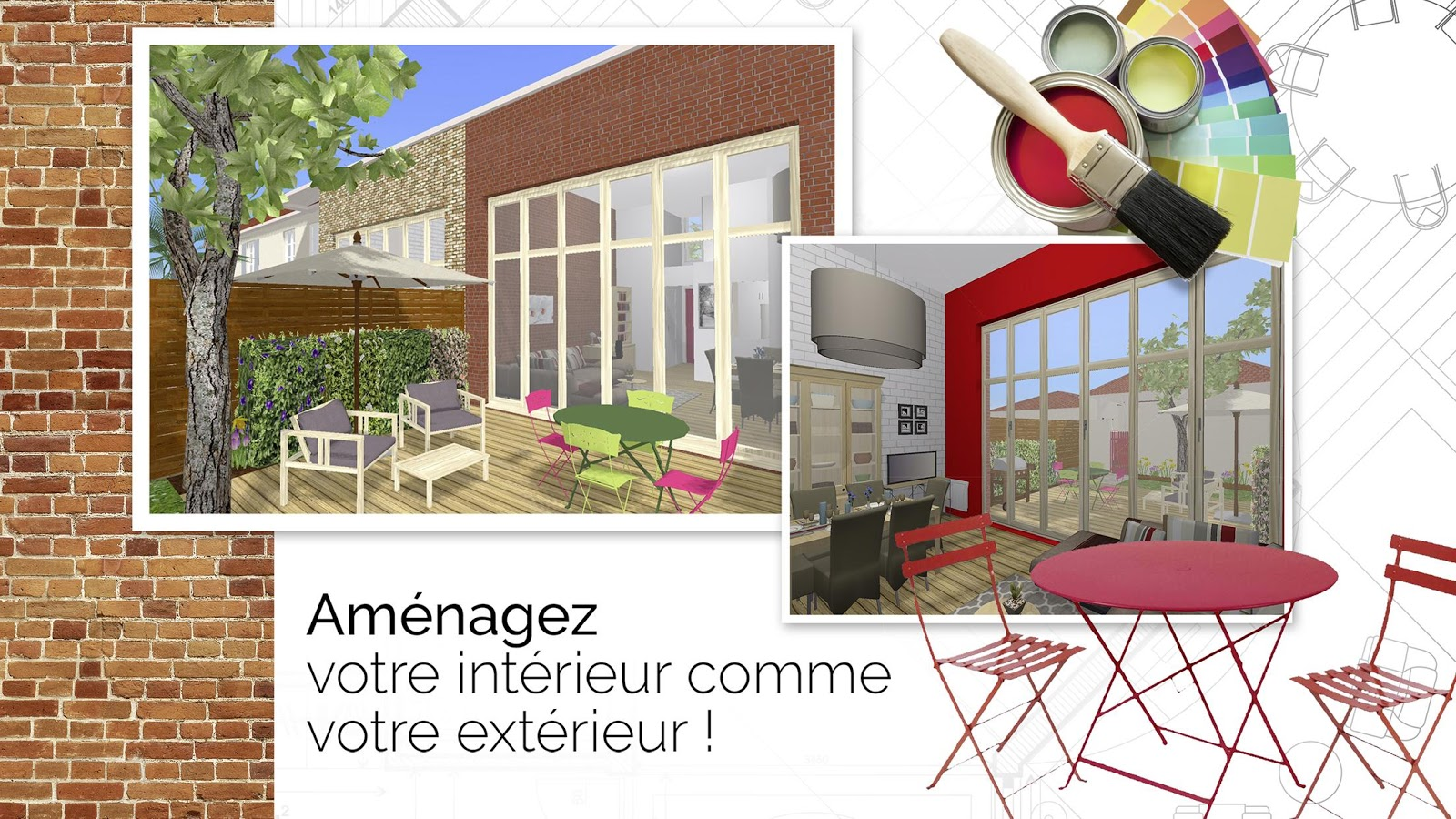 Home Design 3D - FREEMIUM – Capture d'écran