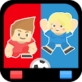 2 Player Sports Games - Soccer, Sumo, Paintball apk