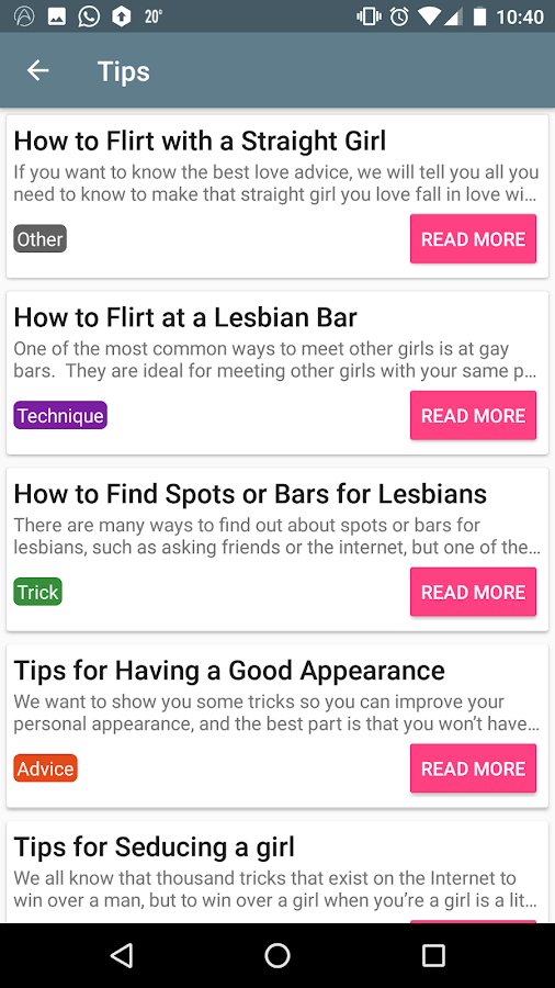 Bisexual dating apps in Australia
