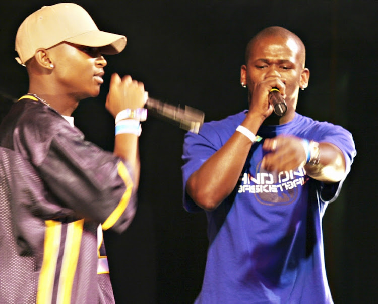 December 2005. ProKid doing what he loved.