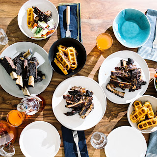 Slow-Cooked Baby Back Ribs Dinner Party!