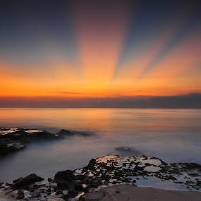 @Pecatu2 - Bali - Indonesia by Aris Setiarso - Landscapes Sunsets & Sunrises