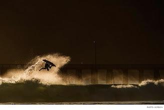Photo: Photo of the Day: Sepp Bruhwiler, California. Photo: Gordon #Surfer #SurferPhotos