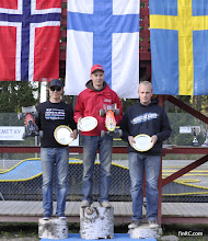 Photo: Nordic championship 2012: 4WD: Top 3 of B-finals