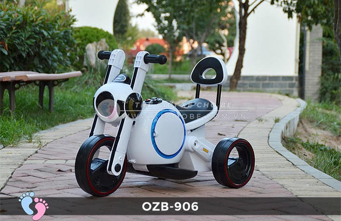 Xe máy điện trẻ em OBZ-906 5