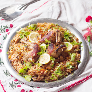 Chicken Kabsa.