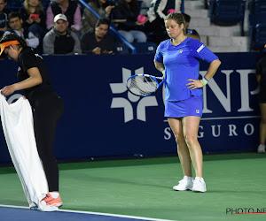 Ook vierde Grand Slam van het jaar gaat door zonder Kim Clijsters