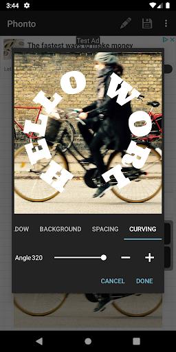 Phonto - Text on Photos 1.7.67 screenshots 8