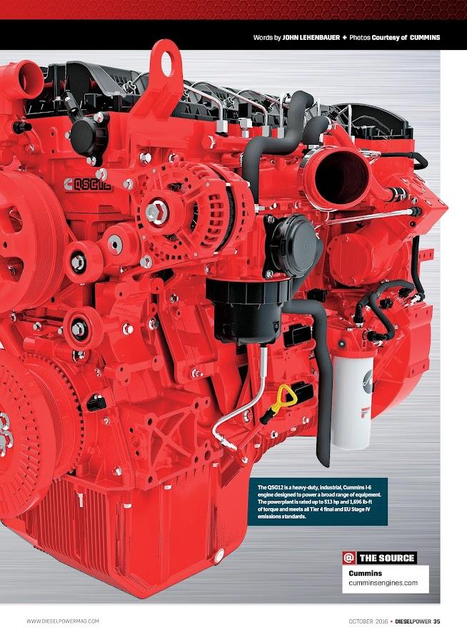 Diesel Power- screenshot