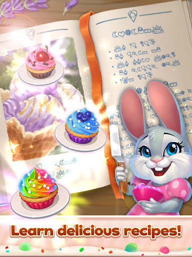 Sweet Escapes: Design a Bakery with Puzzle Games apklade screenshots 2
