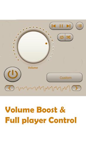 Volume Booster Eq