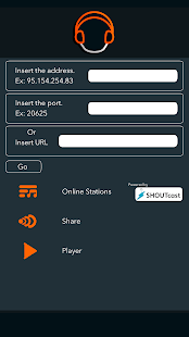 ShoutPlayer - Shoutcast Client- screenshot thumbnail